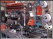 Metro Machine - Tape and Reel handling equipment